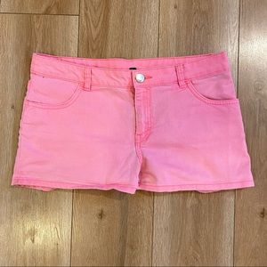 Divided Bright Pink Women's Shorts Size 8